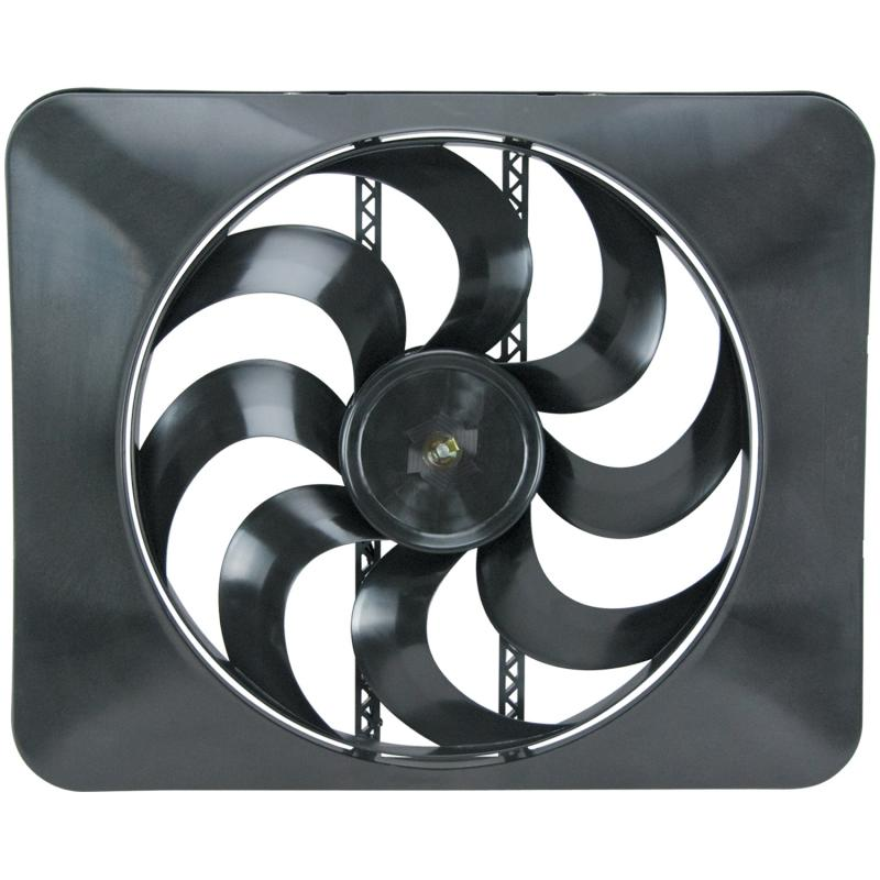 Flex-A-Lite Electric Fan 180 with 24V motor with Variable Speed Control