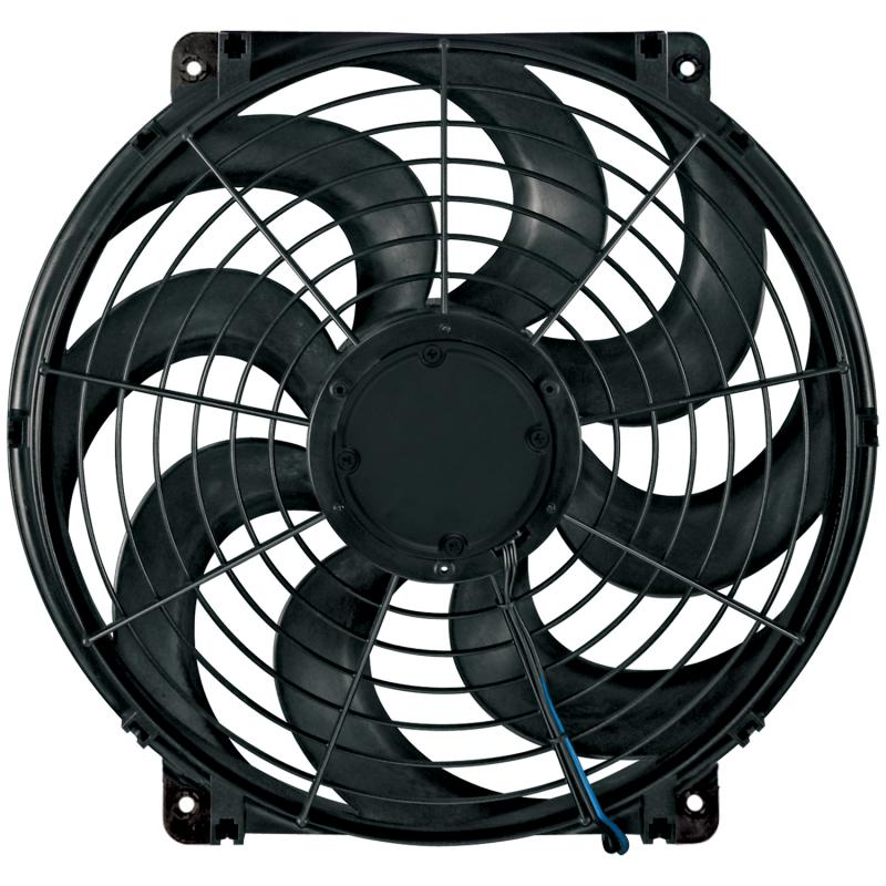 Flex-A-Lite Electric Fan 394 with 24V motor