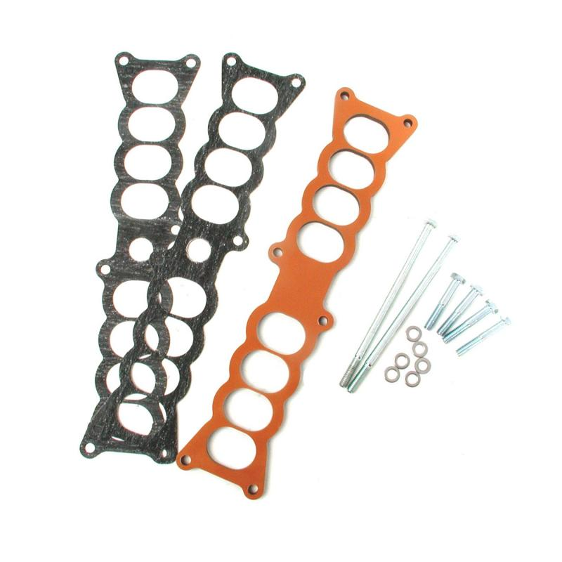 BBK Performance Parts 86-93 FORD MUSTANG 5.0L FACTORY INTAKE MANIFOLD 3/8in. PHENOLIC SPACER KIT Ford Mustang 1986-1993