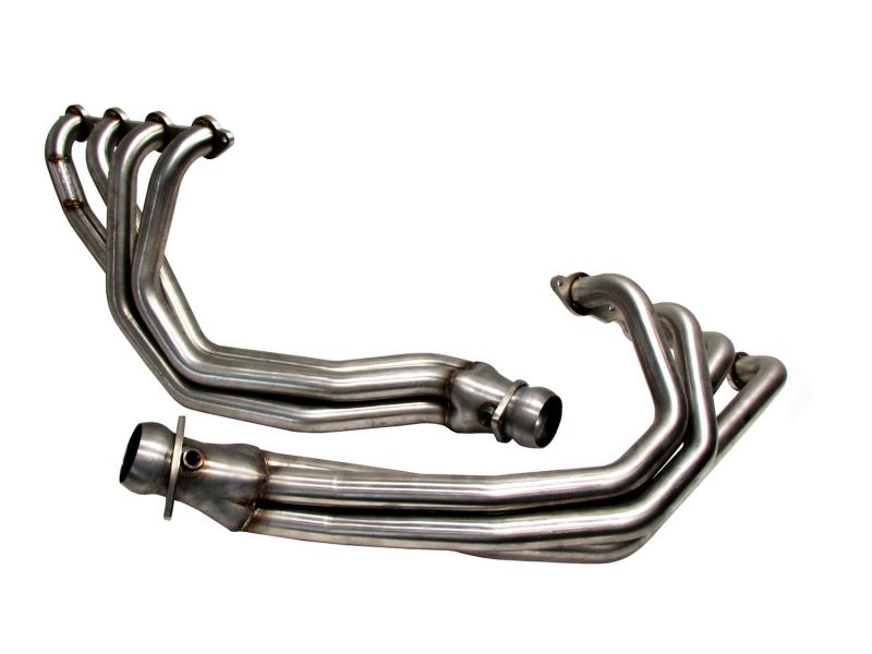 BBK Performance Parts 05-09 Corvette C6 1-3/4in Full Length Exhaust Header System (Non-Zo6) (304 Stai Chevrolet Corvette 2005-2010