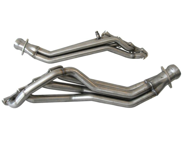 BBK Performance Parts 07-10 GT500 1-3/4in Full Length Headers (304 Stainless) Ford Mustang 5.4L V8