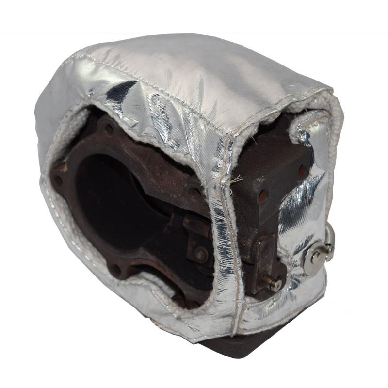 Heatshield Products Custom fit turbo heat shield reduces lag and increases performance Dodge - 300010