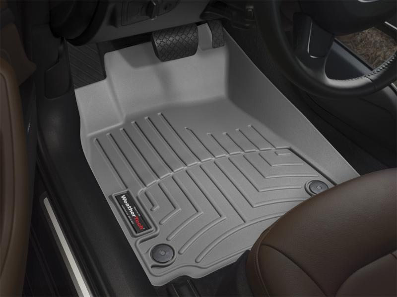 Weathertech FRONT AND REAR FLOORLINERS Volkswagen Front and Rear