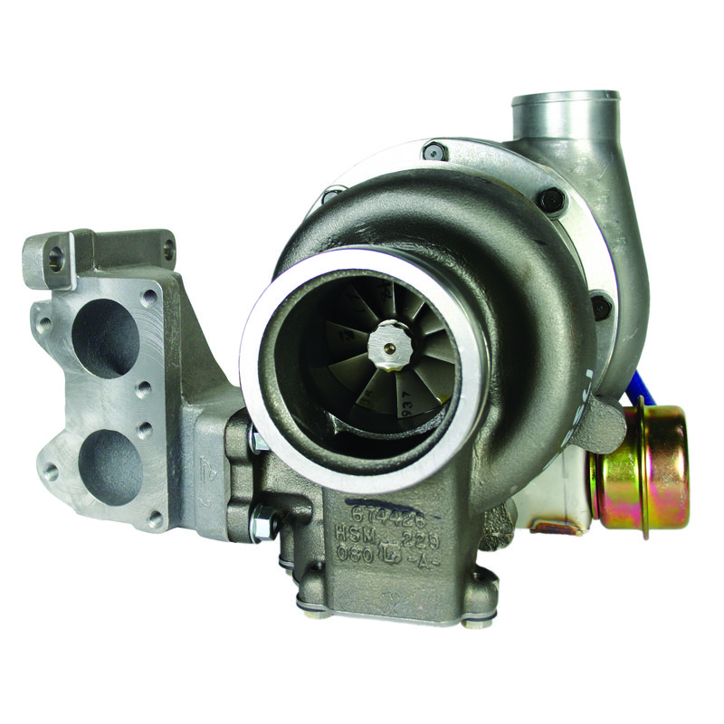BD Diesel Super Max Turbo Kit - 2004-2005 Chev Duramax LLY (Requires EFI Live or HP Tuner) Chevrolet 6.6L V8