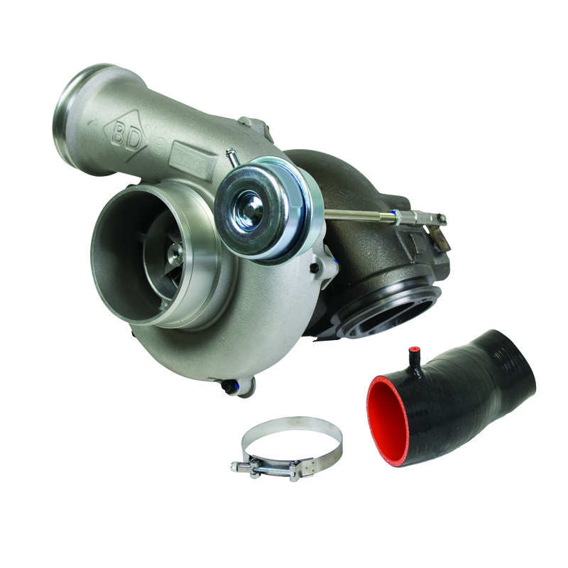 BD Diesel Turbo Thruster II Kit - Ford 1999.5-2003 7.3L (Pick-up only/No E-Series) Ford 1999-2003 7.3L V8