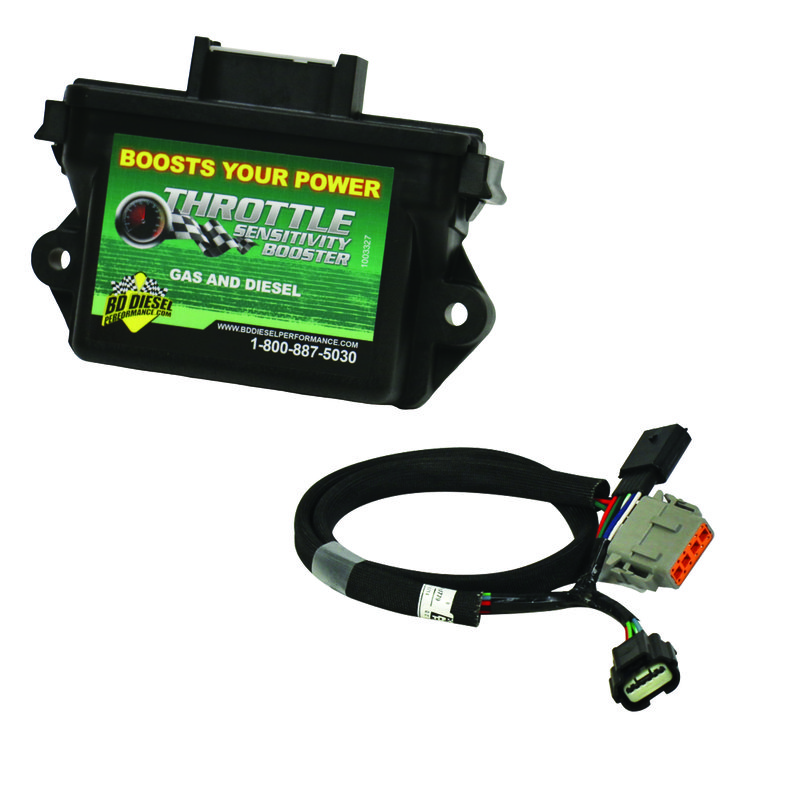 BD Diesel Throttle Sensitivity Booster - Dodge/Ford/Jeep