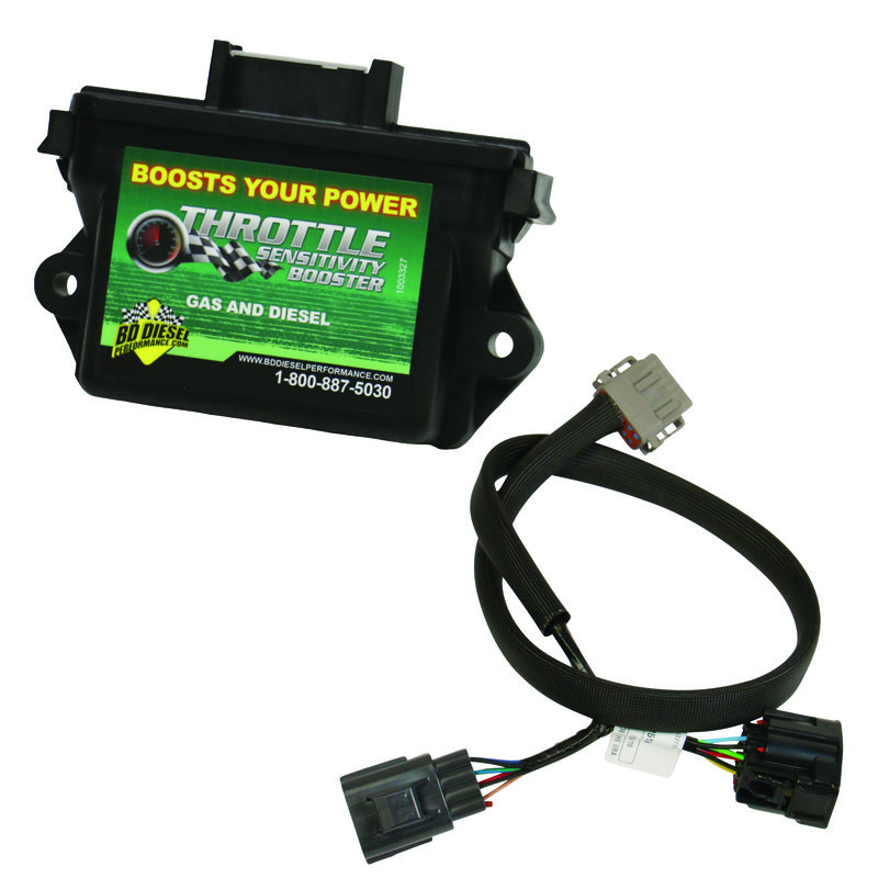 BD Diesel Throttle Sensitivity Booster - Ford