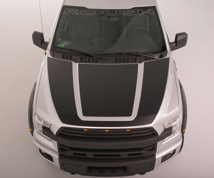 Roush Performance 2015-17 F-150 ROUSH Windshield Banner Ford F-150 2015-2017
