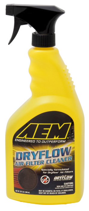 AEM Induction Air Filter Cleaner