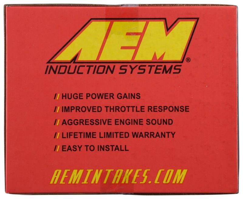 AEM 97-01 Prelude Blue Cold Air Intake 21-406B