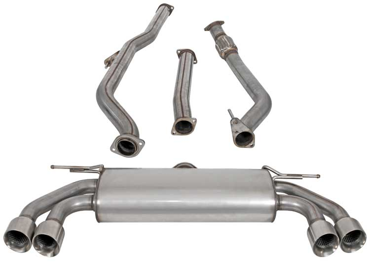 AEM Induction AEM Aftermarket Exhaust Hyundai Genesis Coupe 2010-2012 2.0L 4-Cyl