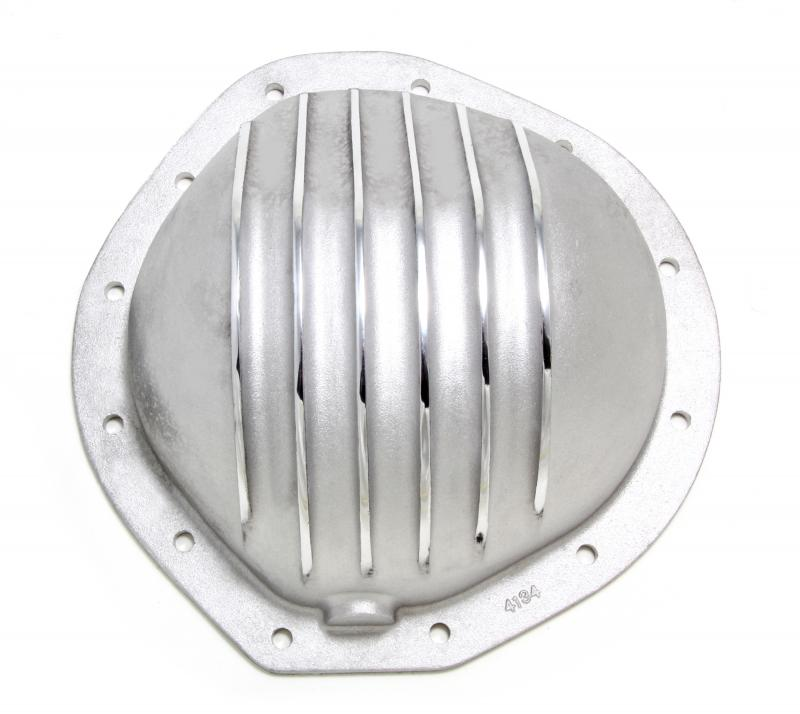 Trans-Dapt Performance GM 1/2 Ton (12 Bolt)- 2-Toned Finish Aluminum Differential Covers - 4134