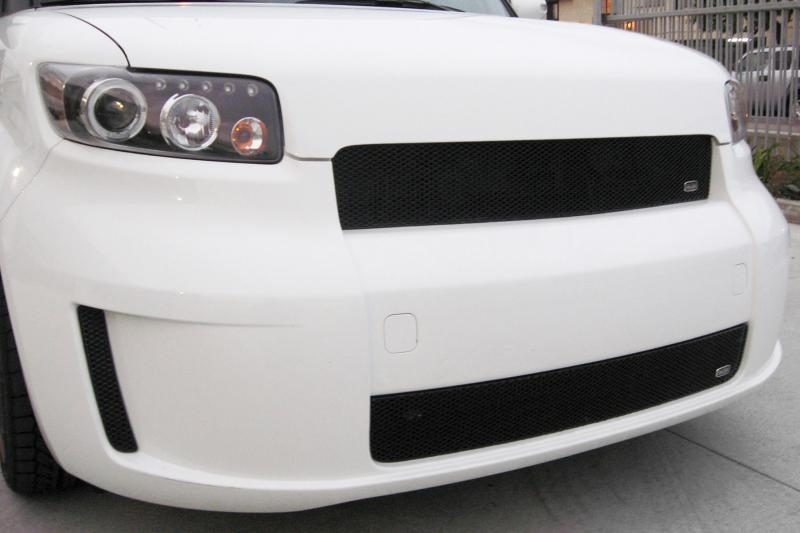 grillcraft mx grille lower 3pc insert scion xb 2008 2010. Black Bedroom Furniture Sets. Home Design Ideas