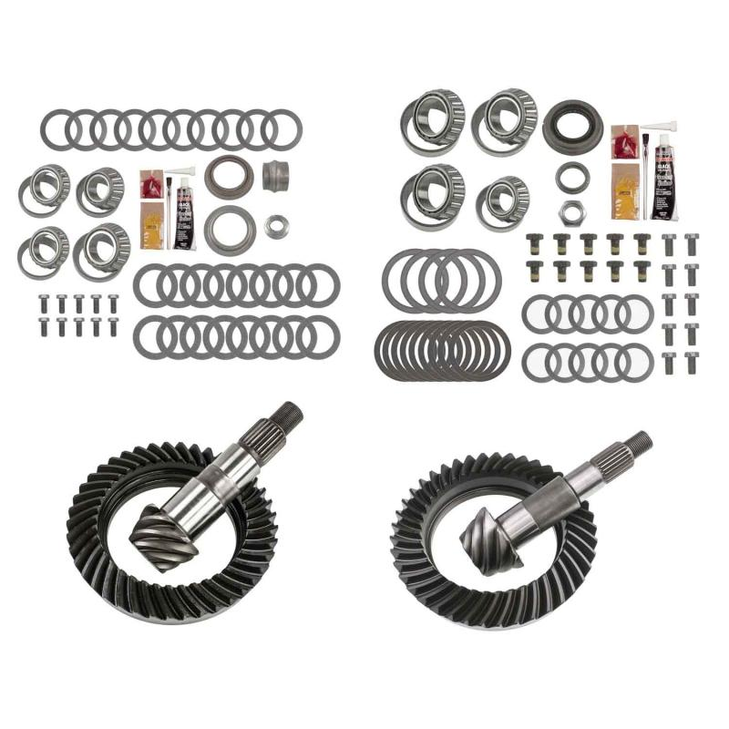 EXCEL from Richmond Differential Ring and Pinion Front and Rear Complete Kit Jeep Wrangler N/A 2007-2017 - XLK-5003