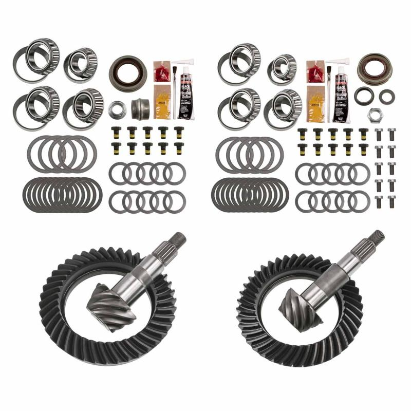 EXCEL from Richmond Differential Ring and Pinion Front and Rear Complete Kit Jeep Wrangler N/A 2007-2017 - XLK-5005