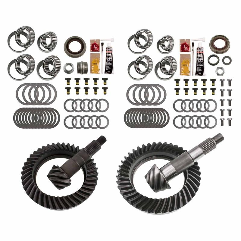 EXCEL from Richmond Differential Ring and Pinion Front and Rear Complete Kit Jeep Wrangler N/A 2007-2017 - XLK-5007
