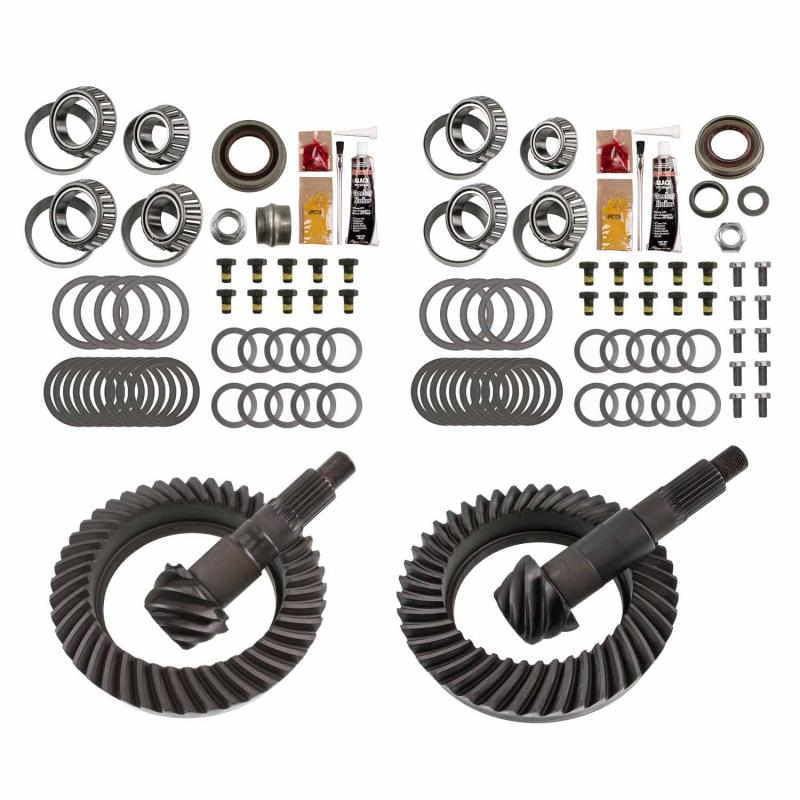EXCEL from Richmond Differential Ring and Pinion Front and Rear Complete Kit Jeep Wrangler N/A 2007-2017 - XLK-5008