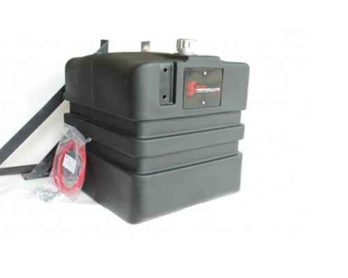 Snow Performance 35 Gallon Reservoir (Mounting Bracket and Accessories) 23 x 21 x 23 Universal