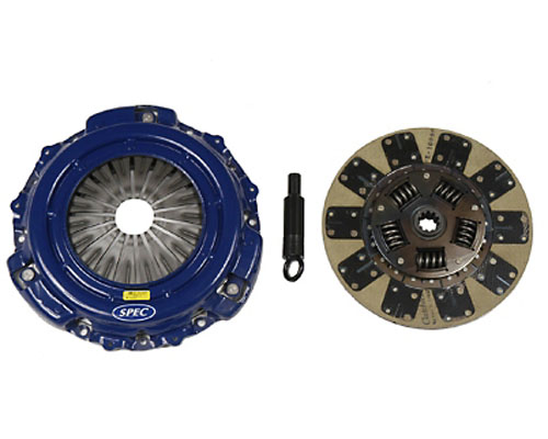 SPEC Stage 2 Clutch BMW M3 E46 6-Speed 01-06