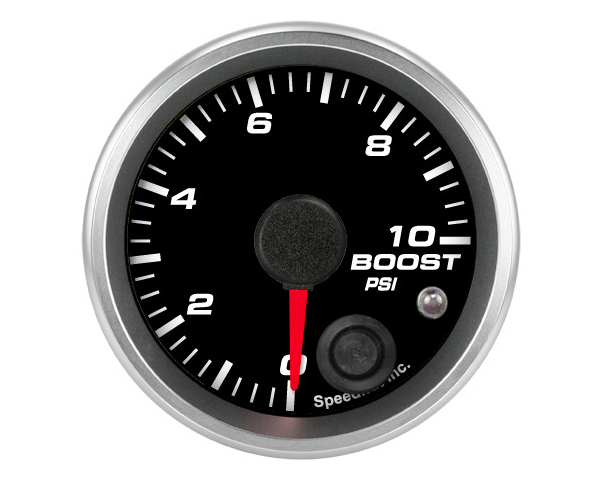 SpeedHut Boost Gauge 0-10psi with Warning