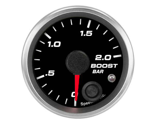 SpeedHut Boost Gauge 0-2.0bar Metric with Warning