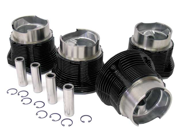 AA Engine Piston Set Porsche 914 1970-1973