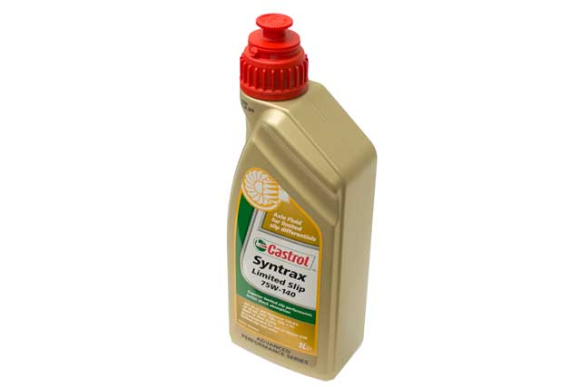 Castrol Syntrax Limited Slip Mercedes-Benz Differential Oil