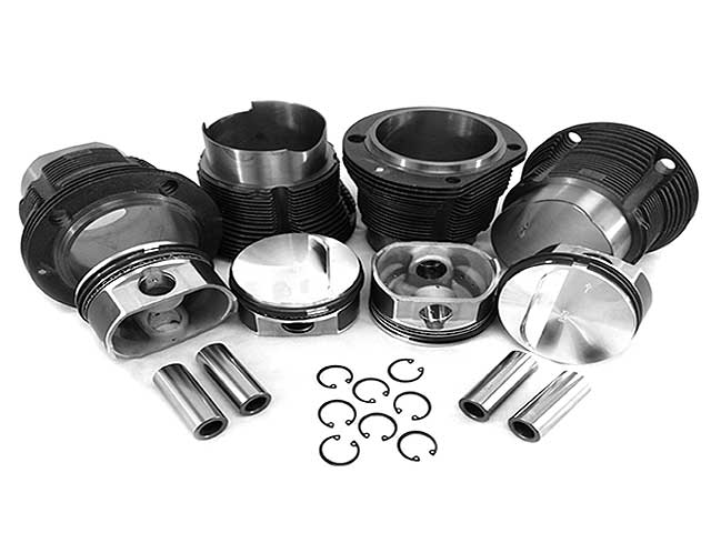 AA Engine Piston Set Porsche 914 1973-1976