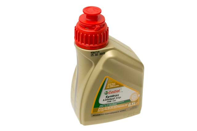 Castrol Syntrax Limited Slip BMW Differential Oil