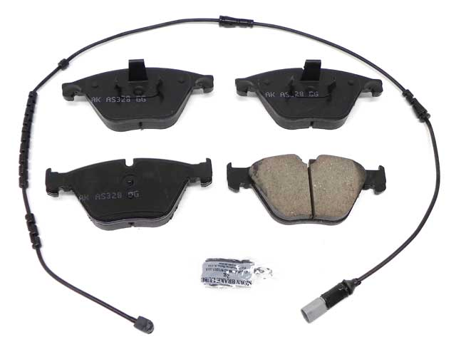 Akebono Euro BMW Disc Brake Pad