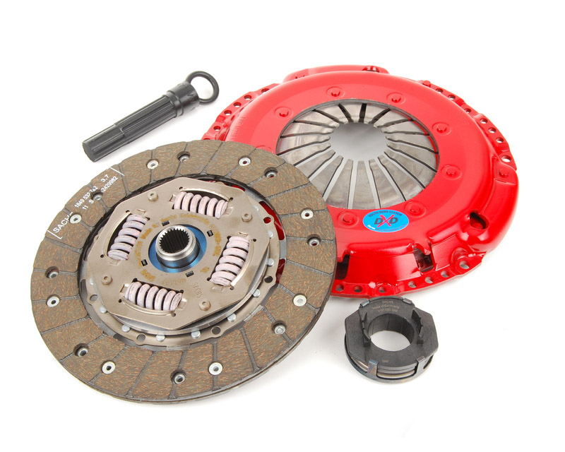 South Bend Clutch Kit Stage 1 Heavy Duty Audi 200 Turbo 5 Cyl 2.2T | 2.3 | 20V | 3B 89-91
