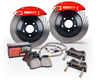 StopTech 328mm ST-41 Front Big Brake Kit Volkswagen GTI MK5 05-08