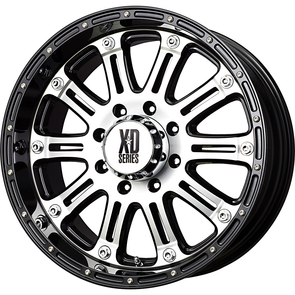 XD Series Hoss Wheels