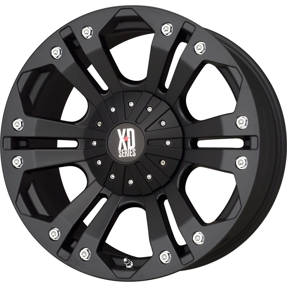 XD Series Monster Wheels