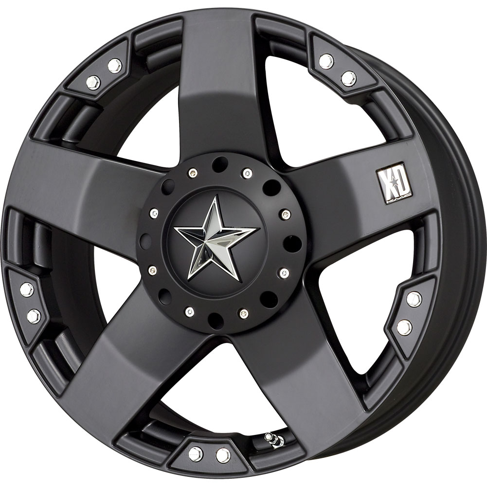 XD Series Rockstar Wheels
