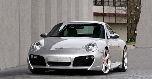 TechArt Front Bumper II Porsche 997.1 Carrera with Manual Transmission 05-08 - 097.100.120.009