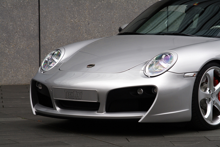 TechArt Front Bumper II Porsche 997.1 Carrera with Tiptronic Transmission 05-08 - 097.100.121.009