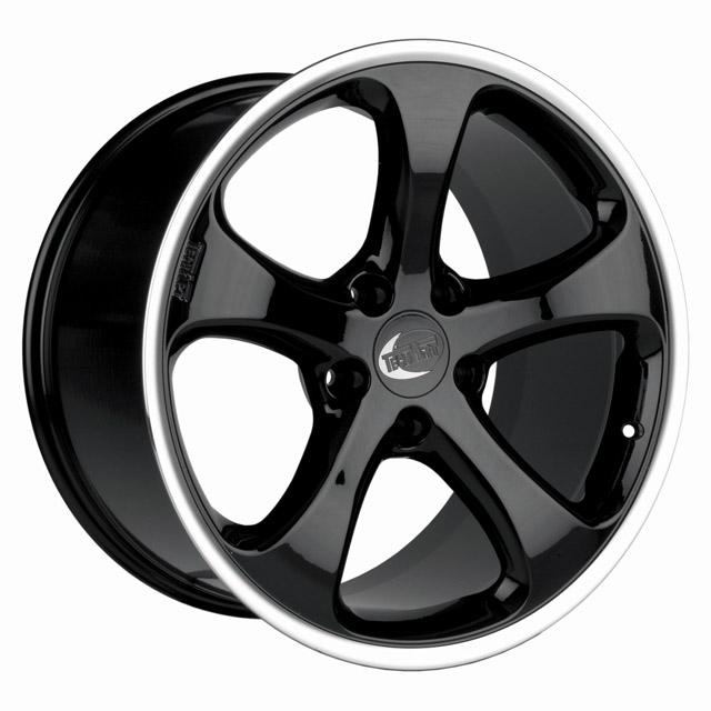 TechArt Formula GTS Wheel Black 19x10.0 ET40 Porsche 97-12 - 986.210.109.040GTS