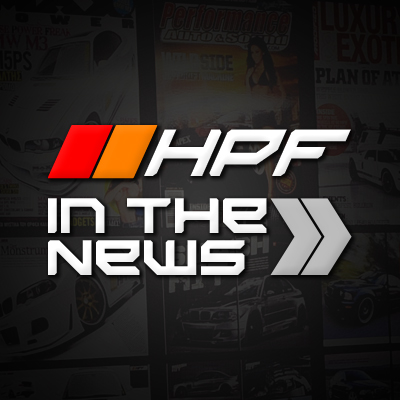 HPF In The News