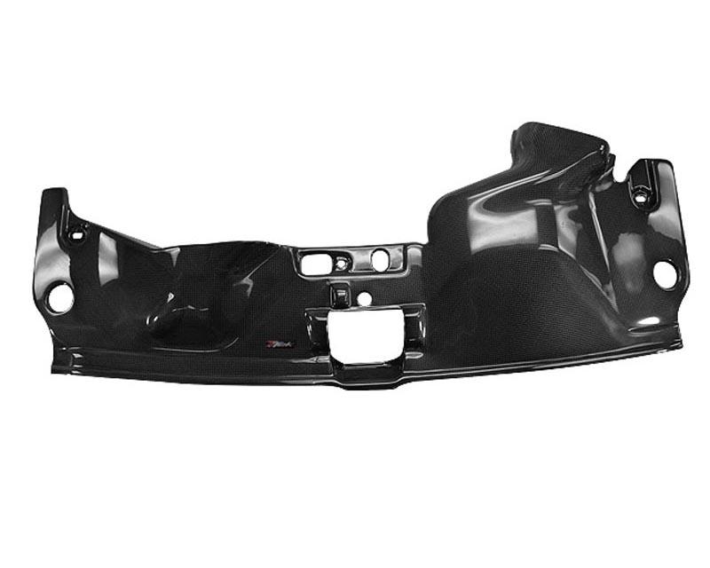 Titek Carbon Fiber Cooling Plate Mitsubishi EVO X 08-12 - CFP-81600