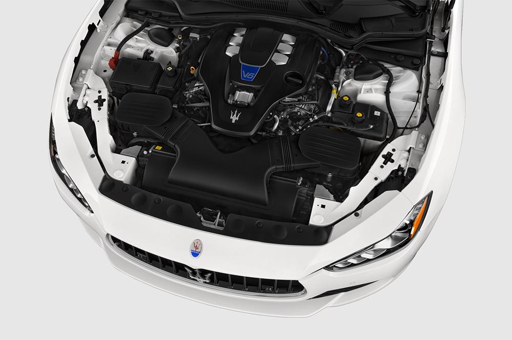 VR Tuned ECU Tuning Box Kit Maserati Ghibli 243 kW 330 PS