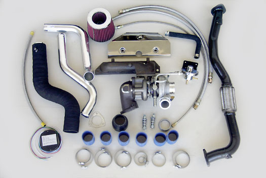 Turbo Specialties T20 Extreme Turbo Kit Mini Cooper S R53 01-06 - MC2001E