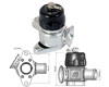Turbosmart BOV Dual Port Black Nissan