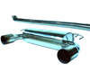 TurboXS Catless Turboback Exhaust System Mitsubishi EVO X 08-12