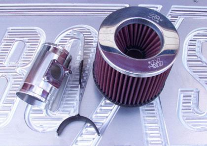 TurboXS Short Ram Intake Kit Subaru WRX STI 02-07 - WS-INTAKE