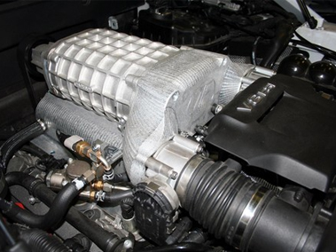 VF Engineering Bolt-On Supercharger Audi R8 V8 08-13
