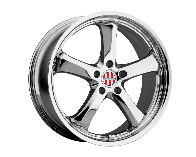 Victor Equipment Turismo 18x11 5x130 40mm Chrome
