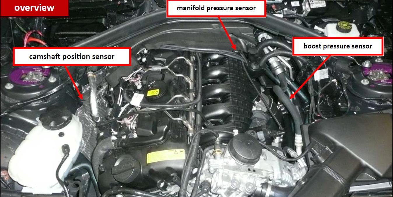 VR Tuned ECU Tuning Box Kit BMW M2 F87 272 kW 370 PS