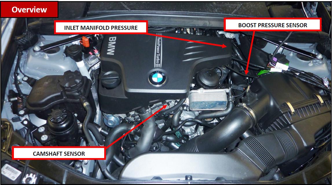 Vr Tuned Ecu Tuning Box Kit Bmw 320i F30 F31 F35 2 0t 51hp