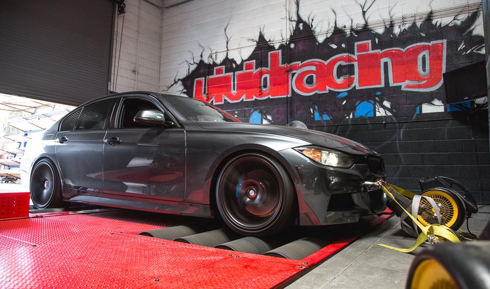 VR Tuned ECU Flash Tune BMW 335i F30 306HP